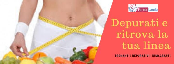 linea, depurazione, detox, drenante, liquidi, cellulite, grasso