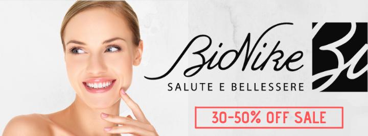 Bionike -  crema viso - crema corpo -  cosmetica - bellezza