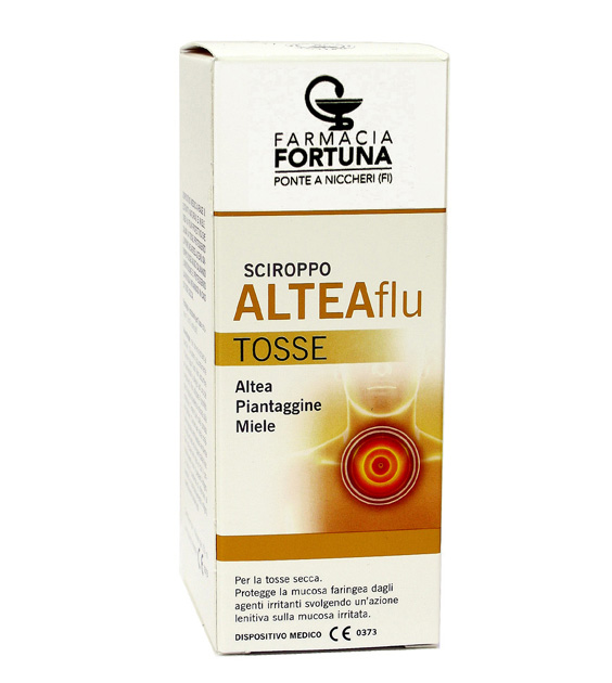 TuaFarmaOnline Sciroppo ALTEAFlu Tosse Secca Protegge la Mucosa Faringea 150ml - La tua farmacia online