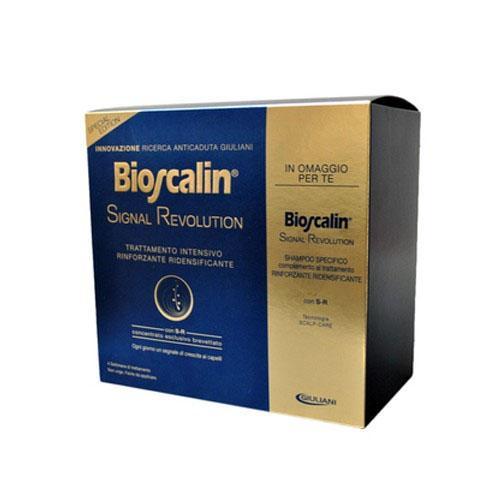 Bioscalin Cofanetto Signal Revolution Lozione 100 ml + Ricostruttivo Concentrato 150 ml Omaggio - La tua farmacia online