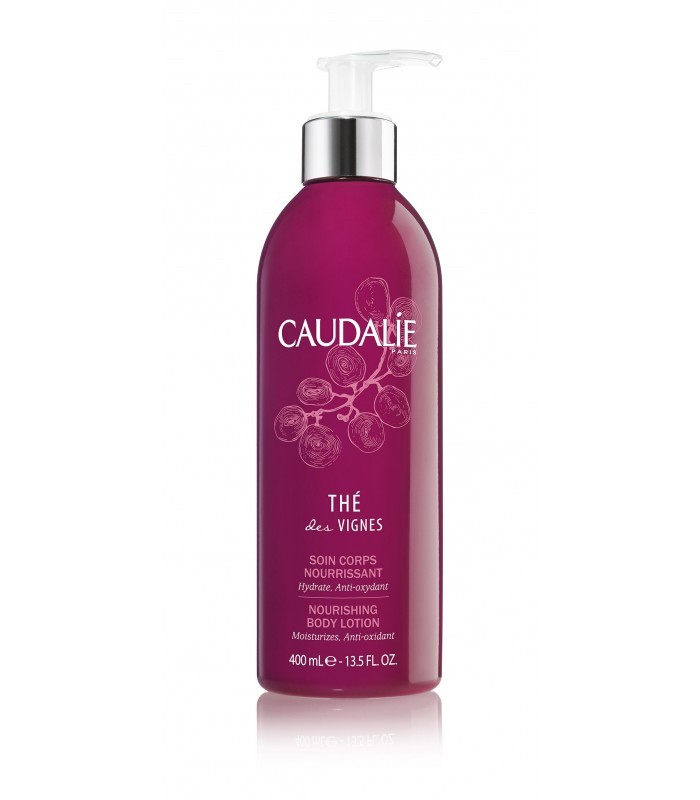Caudalie The de Vignes Latte Corpo Idratante Nutriente 400 ml - Farmastar.it
