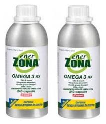 Enerzona Omega 3RX 240 Capsule Offerta Bipack  - Farmacia 33