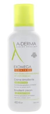 A-Derma Exomega Control D.E.F.I Crema Emolliente Pelli Secche 400 ml - La tua farmacia online