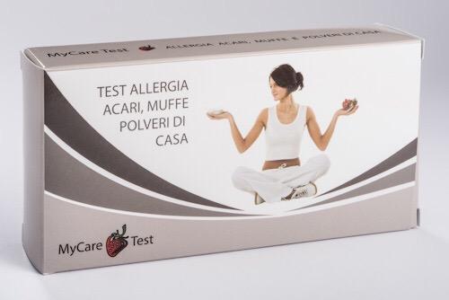 ALLERGIA TEST ACARI MUFFE POLVERI DI CASA - Farmacento