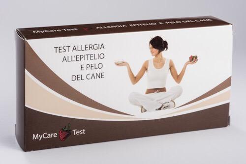 ALLERGIA TEST EPITELIO DEL CANE - Farmacento
