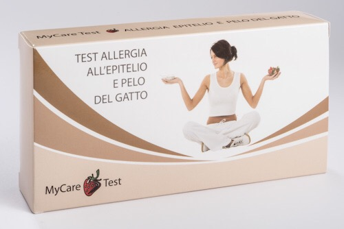 ALLERGIA TEST EPITELIO DEL GATTO - Farmacento