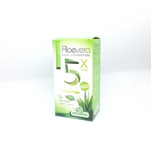 Aloe 5x Integratore Alimentare 14 bustine - Farmacia 33