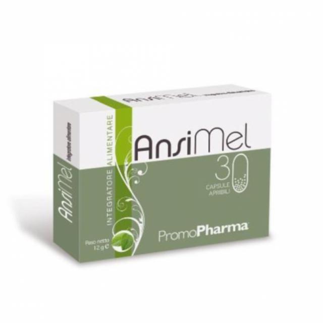 ANSIMEL 40 CAPSULE - Farmacia 33
