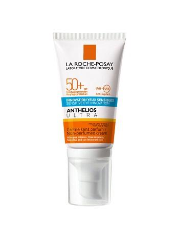 LA ROCHE POSAY SOLE ANTHELIOS CREMA 50+ SENZA PROFUMO PELLE SENSIBILE 50 ML - Farmastar.it