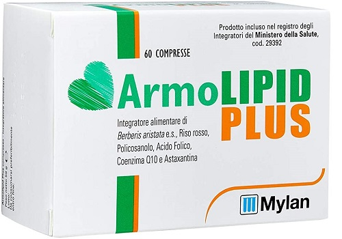 ARMOLIPID PLUS 60 COMPRESSE - Zfarmacia