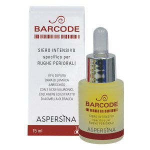 ASPERSINA BARCODE SIERO 15 ML - Parafarmaciabenessere.it