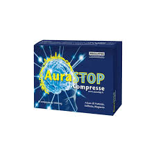 Aurastop 20cpr - Farmawing