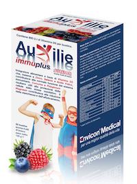 Auxilie Immuplus Junior 30 Compresse - Farmalilla