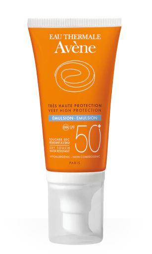 Avène Solare Pelle Sensibile Emulsione Spf50+ 50 ml - Farmalilla