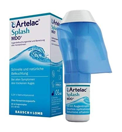 Bausch + Lomb Artelac Splash Mdsc Collirio 10ml - Farmamille