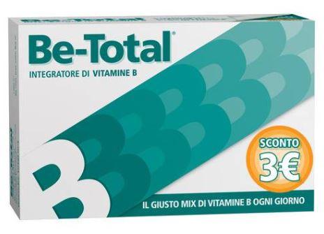 Be-Total Integratore Di Vitamine 40 Compresse Promo - Farmamille