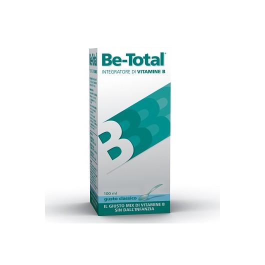 Be-Total Sciroppo Classico Integratore 100ml - Farmamille