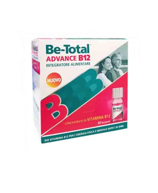 BETOTAL ADVANCE B12 30 FLACONCINI - Farmacento