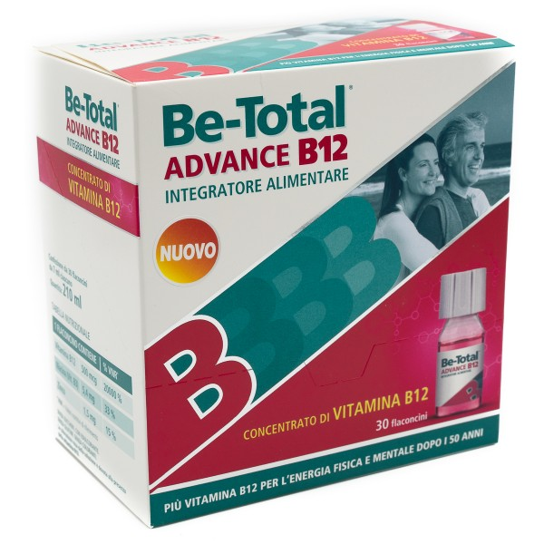 BETOTAL ADVANCE B12 30 FLACONCINI - Farmalandia