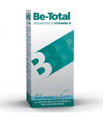 Be-Total Sciroppo Gusto Classico Integratore 100ml - Farmacia 33