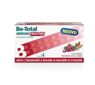 BETOTAL IMMUNO REACTION 8 FLACONCINI - Farmalandia