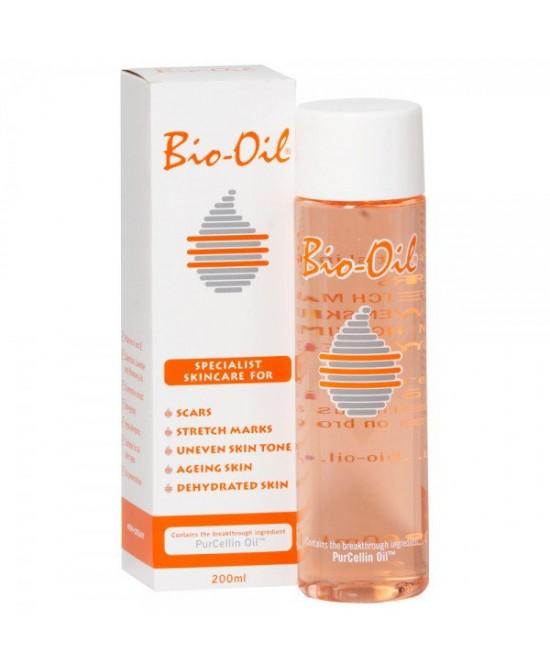 Bio-Oil Olio Multifunzione Cicatrici Smagliature Dermatologico Cura della Pelle 125 ml - Farmastar.it