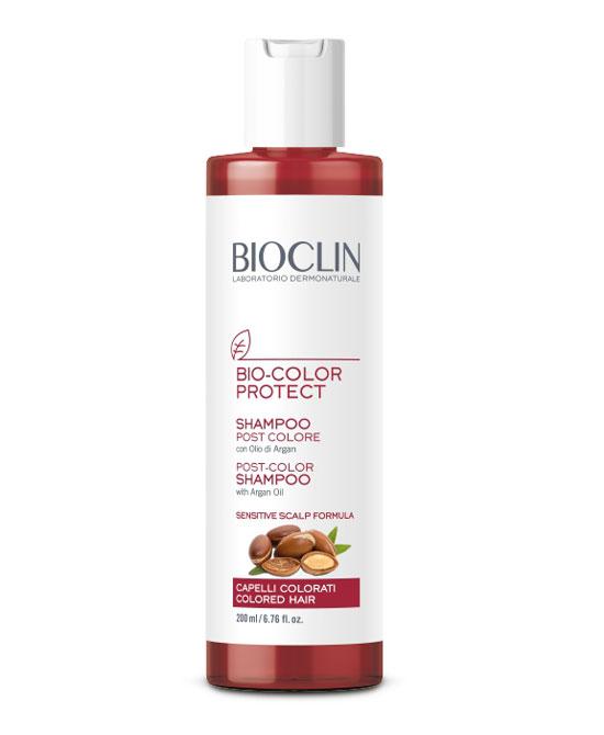 BIOCLIN BIO COLORIST PROTECT SHAMPOO POST COLORE  200 ml - La tua farmacia online