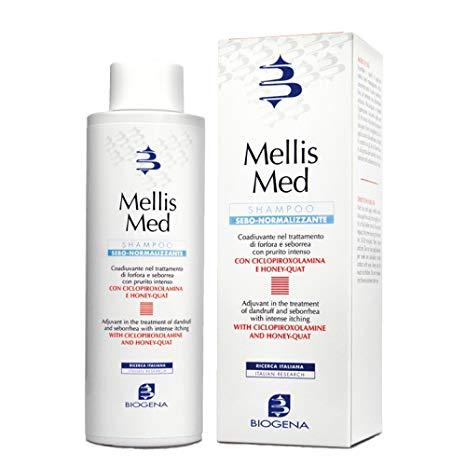 Biogena Mellismed Biosh Shampoo 125ML - FARMAPRIME