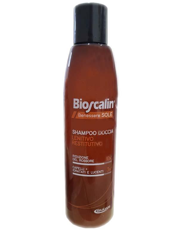 Bioscalin Benessere Sole Shampoo-Doccia Lenitivo Restitutivo 200 ml - Farmalilla