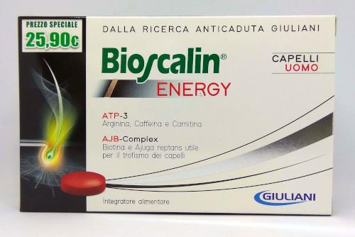 BIOSCALIN ENERGY 30 COMPRESSE PREZZO SPECIALE - Farmamille