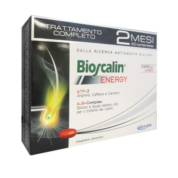 BIOSCALIN ENERGY 60 COMPRESSE - Zfarmacia