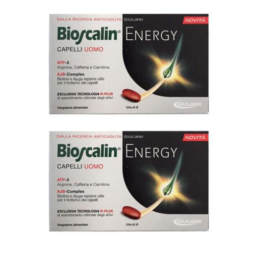 BIOSCALIN ENERGY 60 COMPRESSE ( 30 + 30 COMPRESSE ) - Zfarmacia