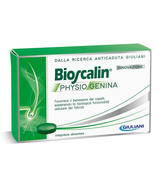 BIOSCALIN PHYSIOGENINA 30 COMPRESSE - La tua farmacia online