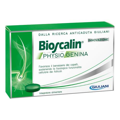 BIOSCALIN PHYSIOGENINA GALEOPSIS UOMO E DONNA 30 COMPRESSE - Farmastar.it