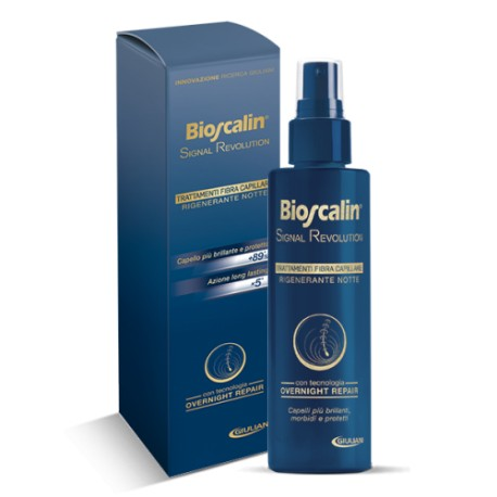 Bioscalin Signal Revolution Trattamento Rigenerante Notte Spray 100 ml - La tua farmacia online