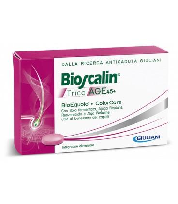 BIOSCALIN TRICOAGE 45+ 30 CAPSULE  - Zfarmacia