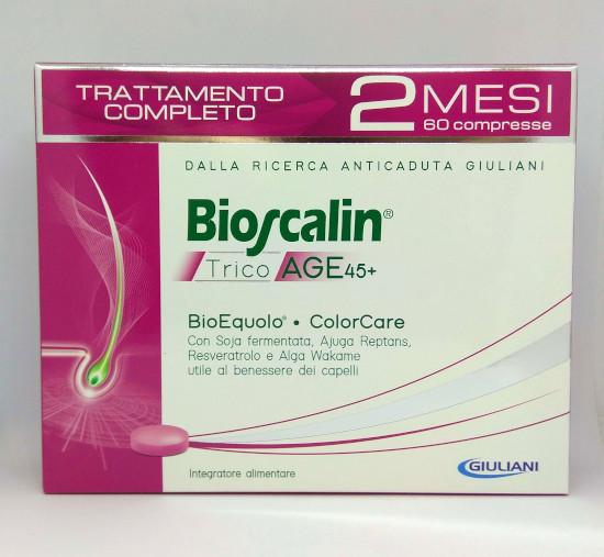 BIOSCALIN TRICOAGE 60 COMPRESSE - Farmamille