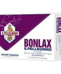 BONLAX S.PELLEGRINO 6 MICROCLISMI ADULTI - Farmawing