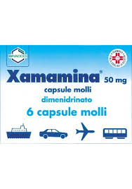 Xamamina Adulti 6 Capsule Da 50mg - Farmawing