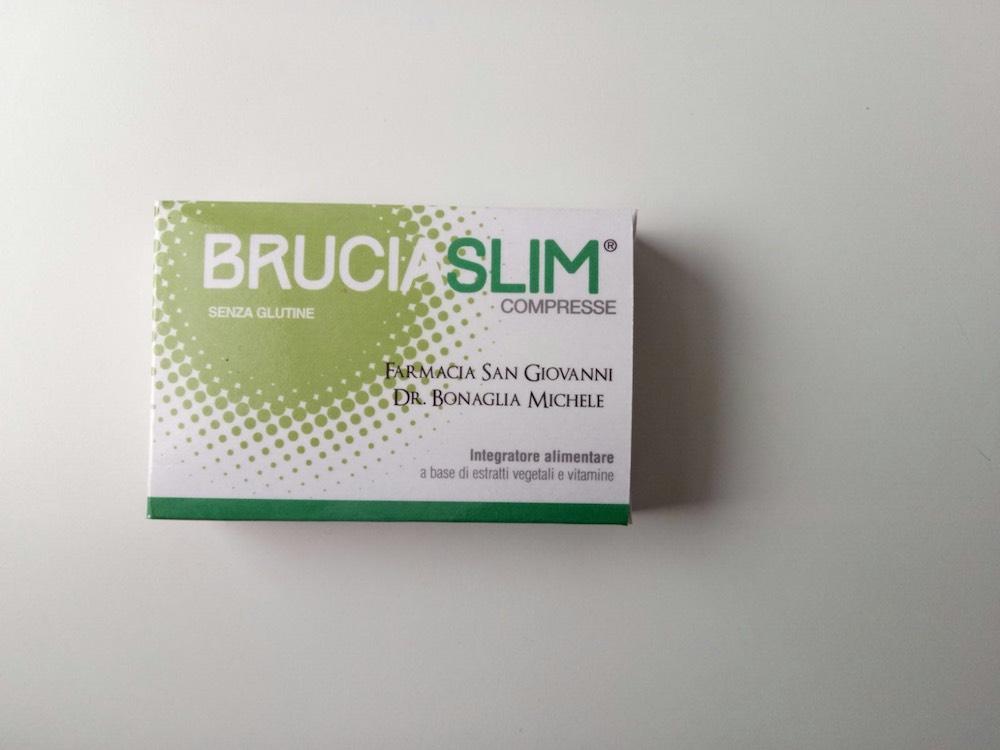 Bruciaslim 20 Compresse Farmacia San Giovanni - Farmalilla