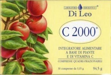 C 2000 30 COMPRESSE DI LEO - Farmacia 33