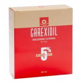 CAREXIDIL*3FLACONI SOLUZIONE CUTANEA 60ML 5% - FARMAEMPORIO