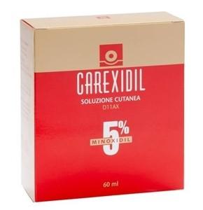 Carexidil Soluzione Cutanea 5% 60 ml - Farmalilla