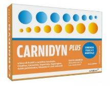 Carnidyn Plus Integratore Alimentare 20 Bustine Da 5g - Farmacia 33