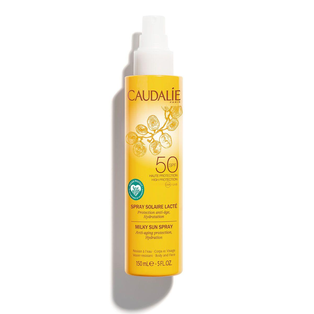 CAUDALIE CREMA SOLARE SPRAY SPF 50 - Farmacento