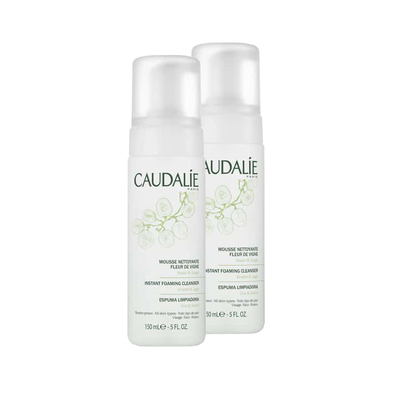 CAUDALIE DUO SCHIUMA DETERGENTE FLEUR DE VIGNES 150 ML - Farmastar.it