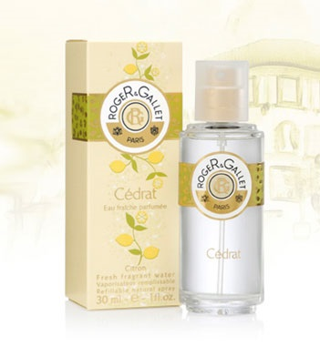 Roger Gallet  Profumo Cedrat Eau Parfume 100 ml - Farmastar.it