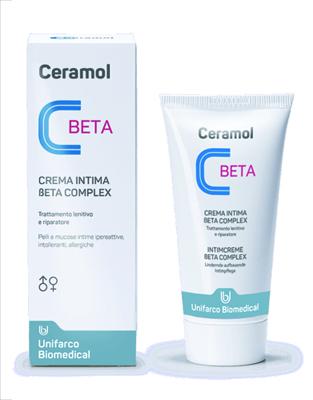 Ceramol Crema Intima Beta Complex 50 ml - La tua farmacia online