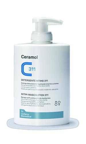 Ceramol 311 Detergente Intimo 250 ml - La tua farmacia online