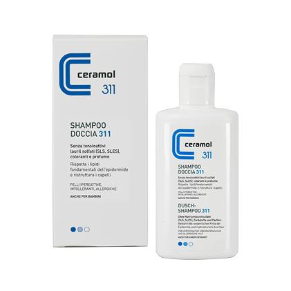 Ceramol Shampoodoccia 200 ml - Farmalilla